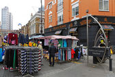Petticoat Lane Market — Stock Photo