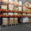 Distribution warehouse — Stock Photo #39285729
