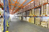 Logistic storage — Stock Photo