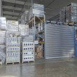 Stock Photo: Distribution Warehouse