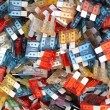 Stock Photo: Car fuses