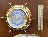 Barometer — Stock Photo