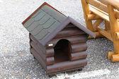 Dog house — Stock Photo