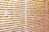 Maize barn — Stock Photo