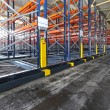 Roller racking systems — Stock Photo #40852805
