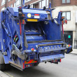 Garbage truck — Stock Photo #41503679