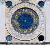 San Marco clock — Stock Photo