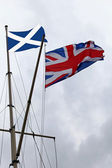 Scotland and UK — Stock Photo