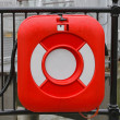 Lifebuoy — Stock Photo