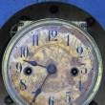 Clock — Stock Photo #43096739