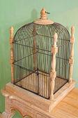 Cage bird — Foto Stock