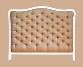 Upholster back — Stock Photo