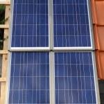 Solar panel — Stock Photo #43953609
