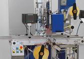 Labeling machine — Stock Photo