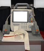 Defibrillator — Stockfoto