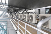 Air conditioners — Stock Photo