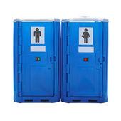 Draagbaar toilet — Stockfoto