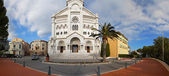 Katedra w Monako — Zdjęcie stockowe