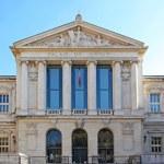 Palais de Justice Nice — Stock Photo #46370967