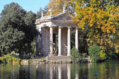 Temple of Aesculapius — Stock Photo