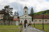 Monastery Rakovica — Stock Photo