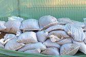 Sandbags — Stock Photo