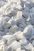 Sandbags — Stockfoto