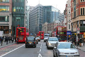 Bishopsgate Street London — Stock Photo