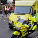 NHS Ambulance — Stock Photo #47418897