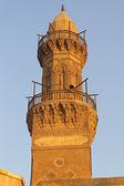Al Nasir Minaret — Stock Photo