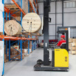 Forklift — Stock Photo #48206475