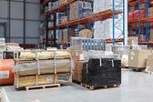 Distribution center — Stock Photo