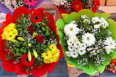 Flower bouquets — Foto de Stock