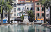 Lord Brougham Cannes — Stock Photo