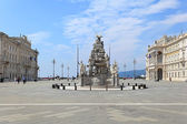 Unity Square Trieste — Stock Photo