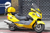 AA scooter — Foto Stock