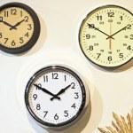 Clocks — Stock Photo #49644409