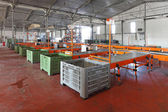 Sorting warehouse — Foto de Stock