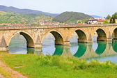 Cuprija bridge — Stock Photo