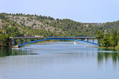 Krka bridge — Stock Photo