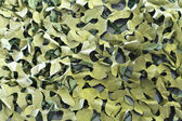 Camouflage netting — Stock Photo