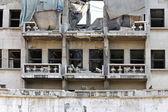 Damaged building — Stock Photo