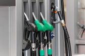 Fuel station — Stockfoto