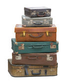 Resväskor — Stockfoto