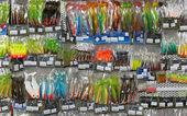 Pesca esca — Foto Stock