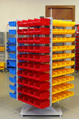 Storage organizer vagn — Stockfoto