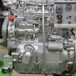Diesel engine — Stock Photo #50728917