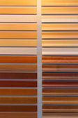 Wood paint colours — Stock Photo
