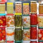 ingemaakte groenten — Stockfoto #50933845