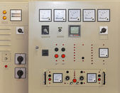 Control panel board — Stock Photo